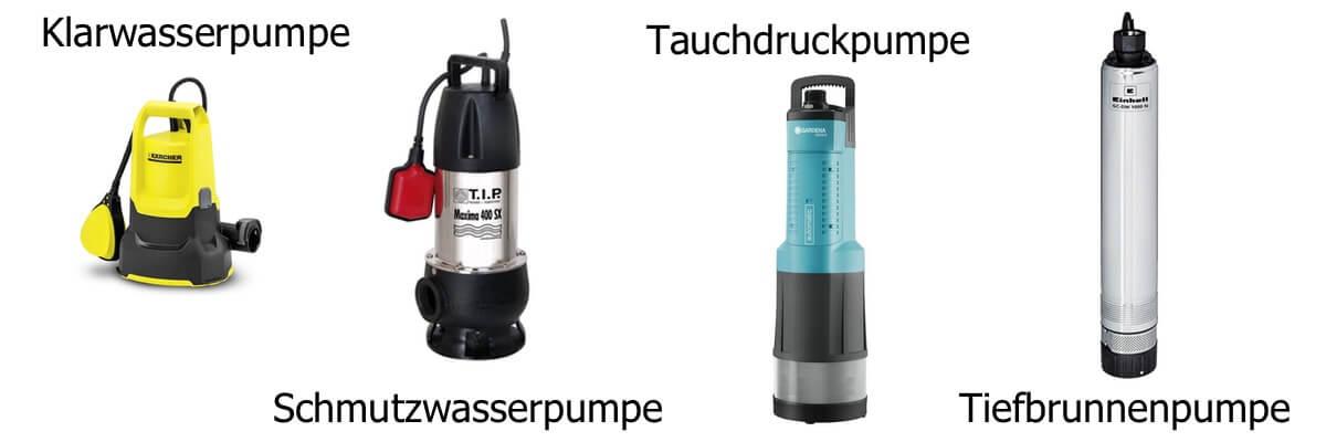 Schmutzwasser Tauchpumpe Test