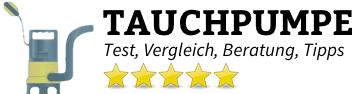 Logo Tauchpumpe Test